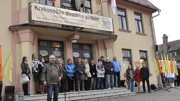 Začíná Krakonošův divadelní podzim