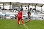Zápasovou premiéru obstarali fotbalisté Vrchlabí. Doma porazili Miletín.