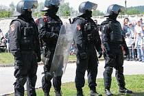 Den s Královéhradeckou policií na Kuksu