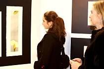 V Galerie La Femme je tvorba dvou umělců
