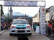 Rally Krkonoše 2013