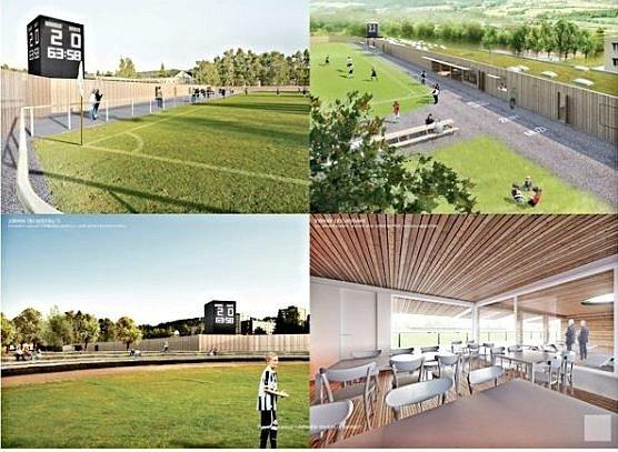 VSemilech už vědí, jak bude vypadat zázemí stadionu