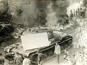 Srpen 1968 - v Trutnově