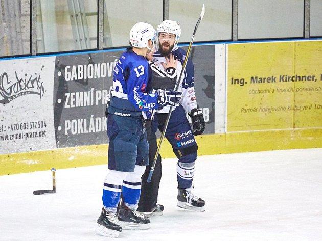 Ondřej Poul ve středečním duelu s Kolínem.