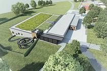 Krytý bazén bude. Zastupitelé Vrchlabí schválili výstavbu za 188 milionů korun.
