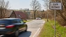 ŘSD začne 17. května s opravou silnice první třídy a mostů ve Zlaté Olešnici a Bernarticích. Do poloviny října se musí řidiči připravit na úplnou uzavírku.