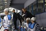 Vrchlabští hokejisté se těší na sobotní restart Chance ligy.