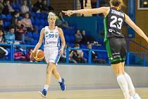 To bylo překvapení! Kateřina Hindráková nastoupila v play off za Trutnov.
