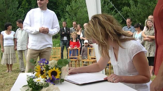 7. 7. 2007 - svatba