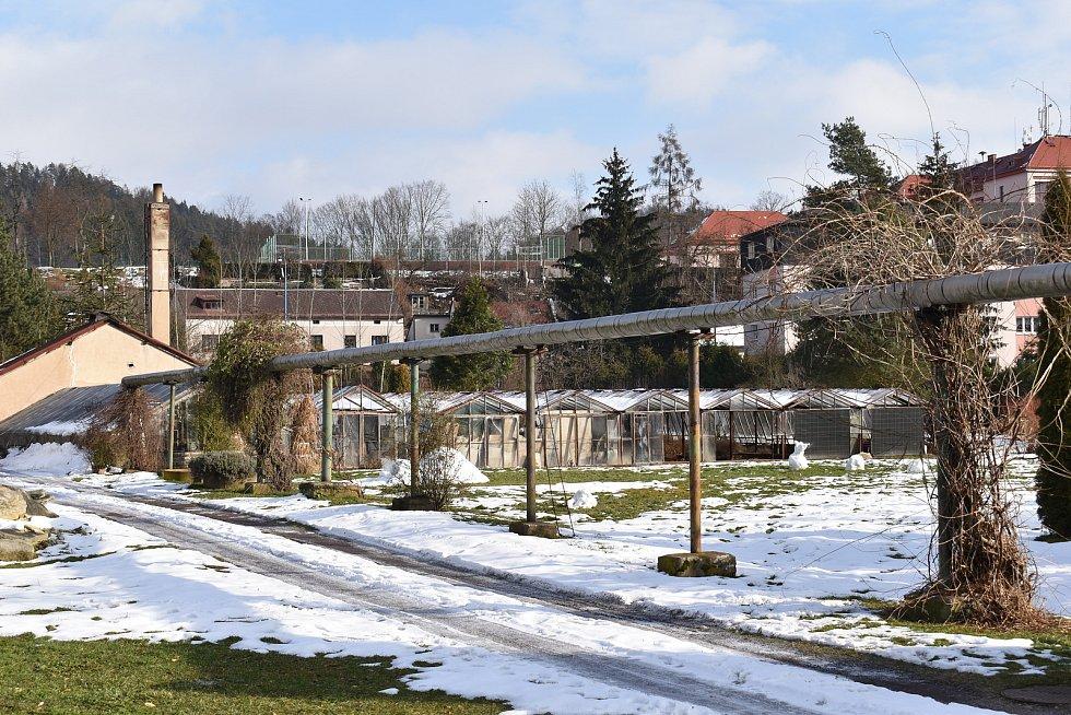 Na místě bývalého zahradnictví v Úpici vyroste nové obchodní centrum.