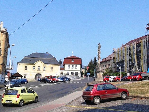 Jak může vypadat náměstí? Přijďte se podívat