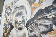 Galerii Uffo zaplnila výstava Totemy dvou výtvarných umělců
