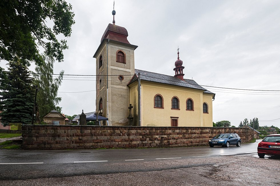U příležitosti výročí 300 let od zahájení stavby místního kostela došlo v Borovnici k posvěcení obecního zvonu sv. Víta a umístění do věže.