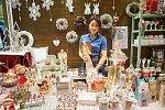 Malé adventní trhy v Uffu.