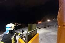 Dobrovolní hasiči z Horního Maršova jsou ve finále ankety.