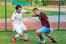 Trutnovští fotbalisté na domácím hřišti ukončili neporazitelnost Náchodu