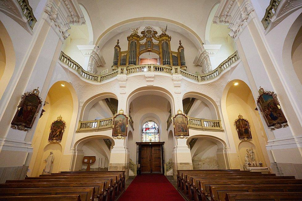 Noc kostelů 2021 v Trutnově.