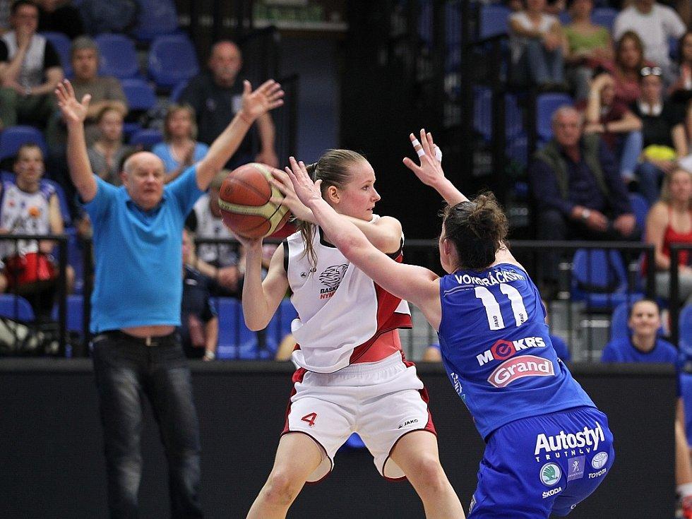 Nymburk - Trutnov, 5. zápas