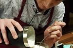 """Lukáš Materna: """"Příprava kávy je alchymie. Vždy chutná jinak."""""""
