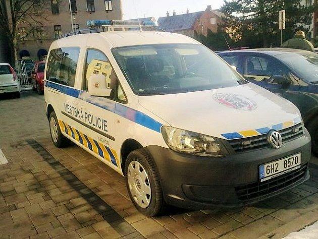 Náchodští strážníci mají nové vozidlo