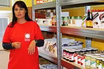 Charita pomůže. Věnuje potřebným jídlo