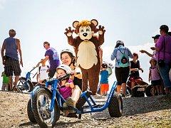 Bohatý program se spoustou zábavy a Festivalem úsměvů nabídne sobotní Špindlerovské otevírání léta.