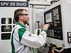 Vrchlabský závod Škoda patří ve svém oboru bezesporu ke světové špičce