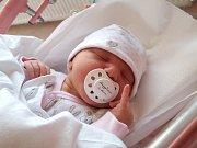 ANNA KOLMANOVÁ se narodila rodičům Věře a Alešovi 30. října v 11.04 hodin. Vážila 3,25 kg a měřila 50 cm. Spolu s bráškou Miroslavem bydlí ve Velkých Svatoňovicích.