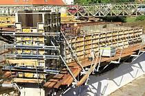 Stavební práce ve Vrchlabí