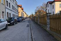 Trutnovská ulice V Domcích projde rozsáhlou rekonstrukcí.