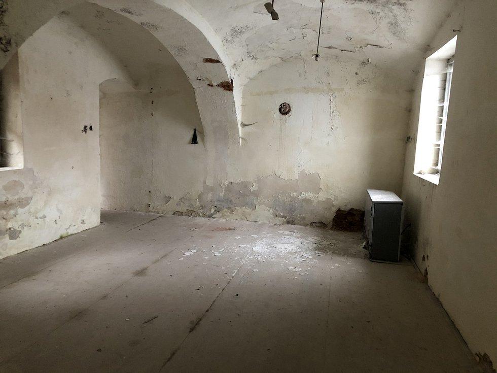 Trutnov získal budovu historické věznice z 19. století. Nyní pro ni hledá využití.