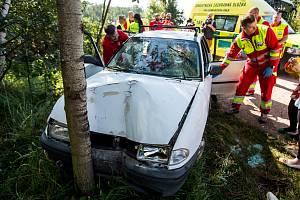 Absurdita: Záchranka nesmí přes hranice.