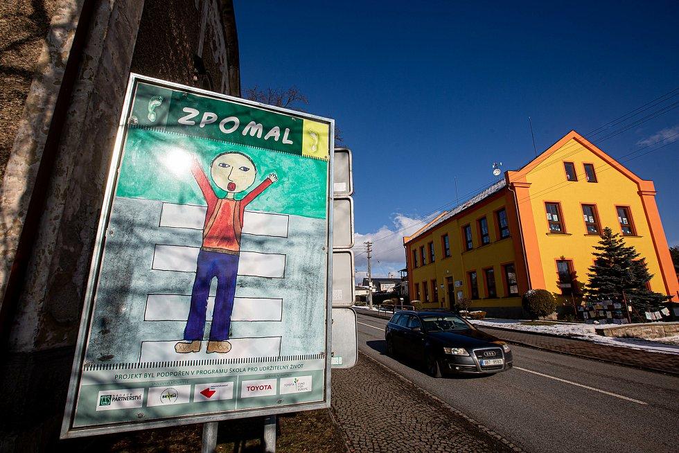 Radary na území ORP Dvůr Králové nad Labem loni vynesly 17,7 milionu korun. Řidiči spáchali v roce 2020 celkem 30 700 přestupků.