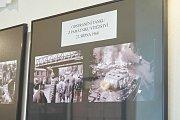 Výstava Trutnov - mrtvé město připomíná dramatické události srpna 1968.
