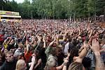 Atmosféra na festivalu