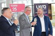Společenské centrum Uffo podepsalo smlouvu se staronovým generálním partnerem, kterým se stala firma Kasper.