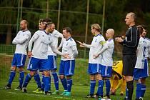 Fotbalisté Trutnova před týdnem získali dva body z derby na půdě Dvora Králové a nyní je potřebují potvrdit doma proti Horkám.