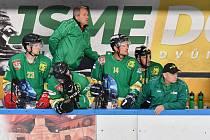 Jiřího Zörklera čeká druhá a snad konečně plnohodnotná sezona u kormidla HC Rodos..