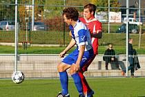 Fotbalisté Vrchlabí na domácím hřišti přerušili sérii sedmi porážek v řadě a v souboji s Kostelcem nad Orlicí urvali dva body. V normální hrací době skončil duel nerozhodně 2:2, na penalty byli úspěšnější domácí.