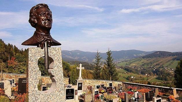 Nový pomník Věnceslava Metelky