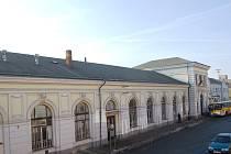 Turnovské vlakové nádraží