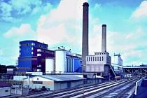 Elektrárna v Poříčí u Trutnova
