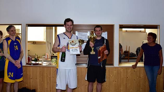 Tým Ryby na výletě byl složen převážně z pražských hráčů. Doplnil je jeden člen z Varnsdorfu a další z Úpice.