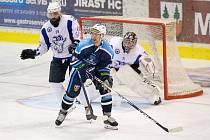 Proti Kolínu vrchlabští hokejisté zvádli vítězně oba přípravné duely.