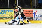 Vrchlabští hokejisté prohráli úvodní duel na ledě Sokolova 4:1.