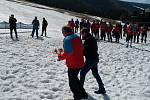 Krkonošští záchranáři získali v náročných závodech celkově bronz.