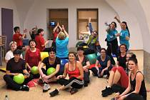 Kdo má čas na cvičení, nemá čas na nemoc