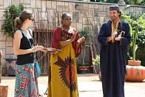 Rytmus žhavé Afriky dodává pozitivní energii