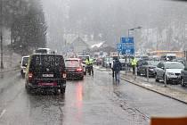 Ve Špindlerově Mlýně se v sobotu pokračuje druhým dnem Světový pohár v alpském lyžování.