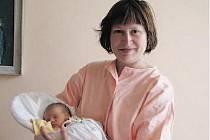 Terezka Koubková se narodila 12. prosince v 9 hodin a 46 minut mamince Věře Bajburinové a tatínkovi Vladanu Koubkovi. Měřila 50 cm a vážila 3,32 kg. Doma ve Svobodě nad Úpou se na ni těší sestřička Klárka.